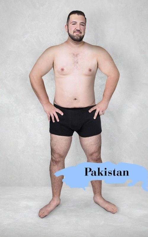 Chuẩn mực Pakistan - Ảnh: onlinedoctor.superdrug.com