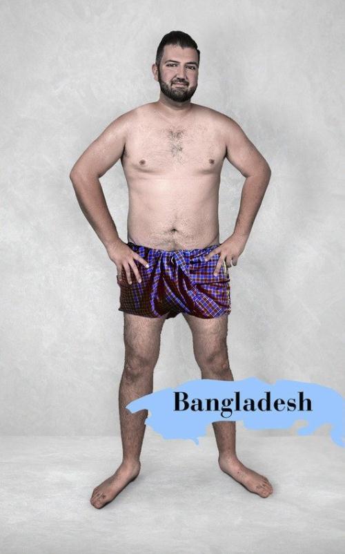 Chuẩn mực Bangladesh - Ảnh: onlinedoctor.superdrug.com