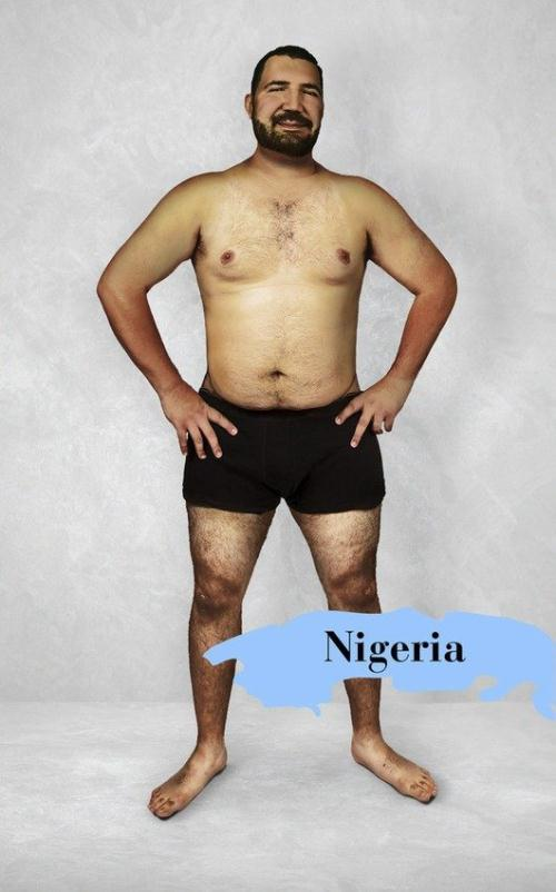 Chuẩn mực Nigeria - Ảnh: onlinedoctor.superdrug.com