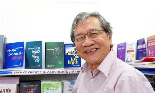 GS Nguyễn Chấn Hùng - Chủ tịch hội Ung thư Việt Nam