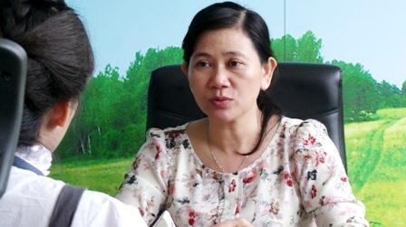 BS Nguyễn Thị Huỳnh Mai, Phó Chi cục trưởng Chi cục Vệ sinh An toàn Thực phẩm, TPHCM