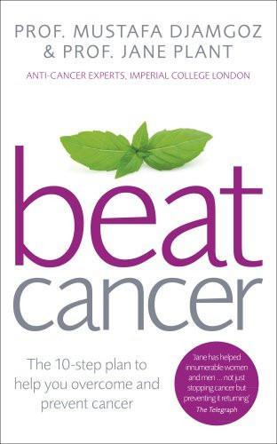 Cuốn sách đưa ra 10 bước để giảm nguy cơ ung thư cũng như chiến thắng ung thư