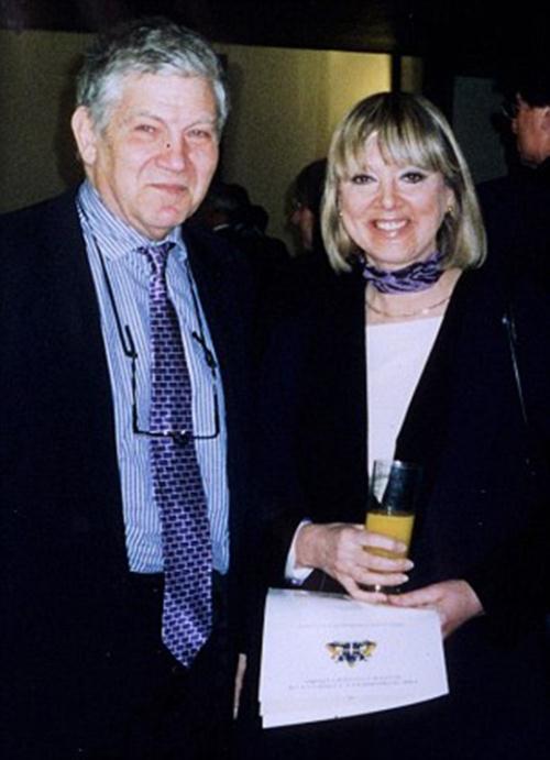 Plant và chồng Peter cùng nhau chiến đấu căn bệnh ung thư hơn 20 năm