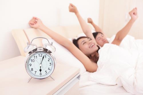 Một giấc ngủ chất lượng giúp cơ thể phục hồi sau một ngày học tập lao động mệt mỏi
