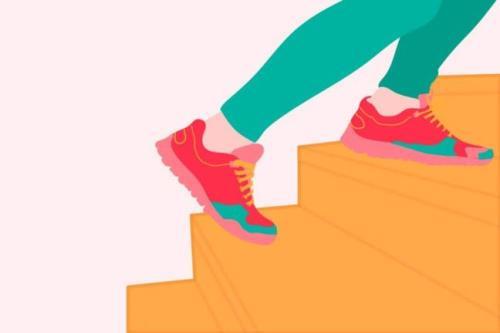 Vừa leo cầu thang vừa hát để kiểm tra sức khỏe
